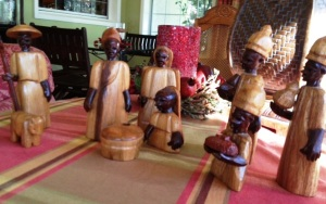 Nativity from Africa